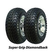 4 Super Grip Diamondback Mini Truck Tires 23x800-12 6ply