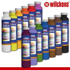 Wilckens 750 ml Vollton- und Abtönfarbe wetterbeständig | 13 Farben zur Auswahl