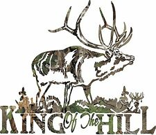 King of the Hill decal Sticker