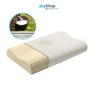 cuscino guanciale 100% Lattice doppia onda per cervicale Aloe vera sfoderabile