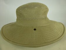 Dorfman Pacific Co. mesh hat Med.Tan