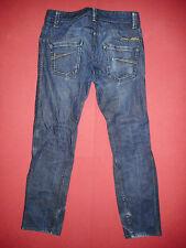 Designer DIESEL DARRON 008Z8 - Mens Blue Denim Jeans - Waist 30 Leg 29 - K732