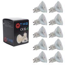 10x GU10 3W 5W 6W 7W LED Bulbs Spotlight SMD Lamps Spot Bulb Warm / Day White UK