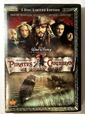 Pirates of the Caribbean: At World's End 2-Disc Limited Edition New Sealed DVD