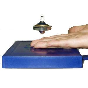Magnetic Levitation Gyro Magic UFO Floating Saucer Suspended Peg-top Toys