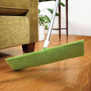 Scotch-Brite Microfiber Hardwood Floor Mop Refill, 1 Mop Head Refill