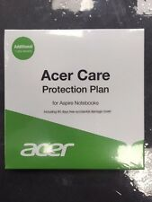 Acer Care Protection Plan Additional 1-Year Warranty for Acer Aspire Notebooks