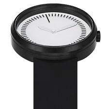 NEW PROJECTS WATCH MEANTIME MINIMALIST MODERN SILICONE STRAP 7297BS