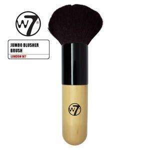 W7 Jumbo Blusher Brush - Bronzer Blusher Highlighter Large effortless experience