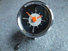VDO Uhr für Oldtimer Mercedes Benz Porsche VW Käfer BMW Dash clock