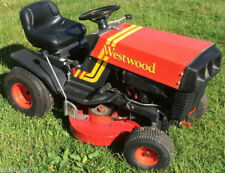 Westwood Ride-On Lawn Tractors