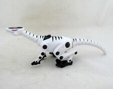 White Dino Dinosaur Zoo Animal Action Figure Figurine Science Toy Cake Topper