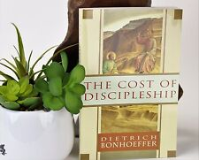 The Cost of Discipleship by Dietrich Bonhoeffer (1995, Paperback)