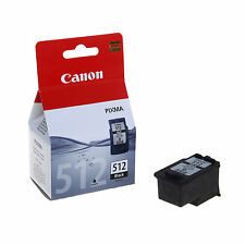 New Original Canon PG-512 Black Ink Cartridge for Canon Pixma MP240 (2969B001)