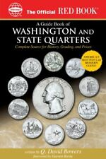 A Guide Book of Washington and State Quarters - Bowers (Red Book)