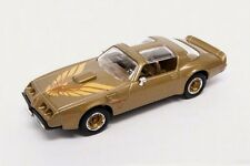 New In Box 1/43 Scale Road Signature Gold 1979 Pontiac Firebird Trans Am