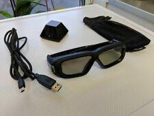 Genuine NVIDIA 3D Vision 2 Active 3D Glasses Kit + IR Emitter, VESA 3-pin Cable