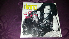 CD Diana Ross / Workin Overtime - Album 1989