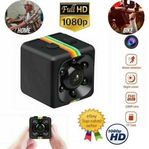 Mini SQ11 HD 1080P Night vision Mini DVR Camera Home Security Wireless Outdoor