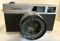 Canon Canonet 35mm Camera with Case