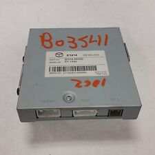 2013 MAZDA 3 FACTORY AUDIO SYSTEM ADAPTER MODULE USED BHH4-66D90 OEM #189