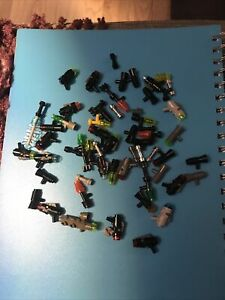 lego star wars accessories Including Stud Guns, Old Style Guns, Lightsaber Hilts