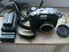 Olympus Camedia C-5060 Wide Zoom 5.1 MPixel 4x opt. Zoom Digitalcamera schwarz