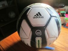"""Moderately Used Adidas """"Micoach Smart Ball"""" Size 5 Soccer Ball"""