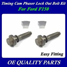 for Ford 4.6  5.4 F150 Timing Cam Phaser Lock Out Bolt Kit 3R2Z6A257DA