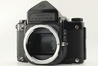 **EXC+++** Pentax 6X7 Medium Format SLR Film Camera Body Only from Japan #303