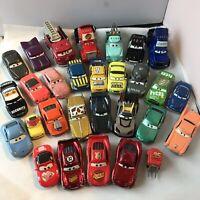 Disney Pixar Cars Die cast 1:55 Bundle Job Lot X 29