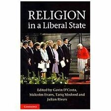 Religion in a Liberal State (2013, Paperback)