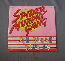 "Vinilo SG 7"" 45 rpm SPIDER MURPHY GANG - ICH SCHAU' DICH AN"