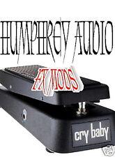 DUNLOP GCB-95 MODIFIED WAH BY HUMPHREY AUDIO