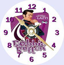 Lazy Town Robbie Rotten Cd Reloj puede personalizar