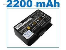 Battery for Garmin GPSMAP 276, 276c, 296, 376C, 378, 396, 478, 495 (2200mAh)