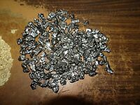 250 GM LOT OF SMALL CAMPO DEL CIELO METEORITE CRYSTALS; 0-2 GMS IN SIZE