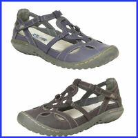 JBU Women's Sydney Memory Foam Footbed Sandals, Pick A Color And Size P/O