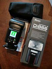 Flash Nissin Di866 Mk II Sony Minolta