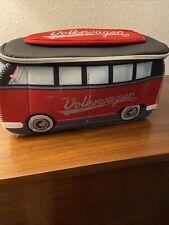 volkswagen camper van Neoprene Lunch/Toiletry Bag Official Product Brisa.com