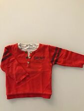 DKNY Baby Boy Long Sleeve Shirt | Preloved | Size: 9months