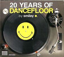 20 YEARS OF DANCEFLOOR BY SMILEY - FG RADIO - 5 CD COMPILATION