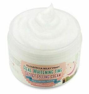 Elizavecca Real Whitening Time Secret Pilling Cream 100g