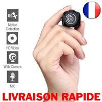 Mini caméra Caméscope HD 1080P DVR Portable Webcam Vidéo Enregistreur Espion