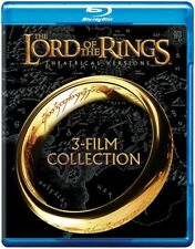 The Lord of the Rings: Theatrical Versions: 3-Film Collection [New Blu-ray] 3