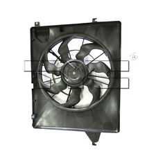 TYC 623210 Radiator And Condenser Fan Assy
