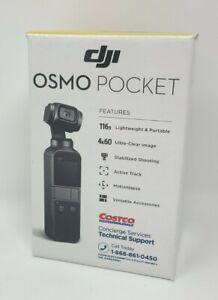 DJI Osmo Pocket Gimbal Camera Wheel Wireless Module Mount 32GB Card Bundle