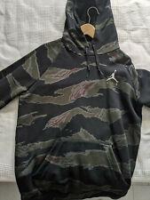 Felpa Nike Jordan Sportswear Jumpman Camo Fleece L (calza XL)