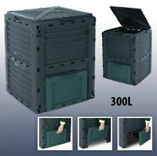 More details for 300l garden composter eco compost converter recycling soil storage bin waste box