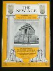 The New Age: The Official Organ of the Supreme Council 33゚, freemason, 1957, nov